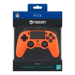 Playstation 4 Nacon vezetékes kontroller narancssárga