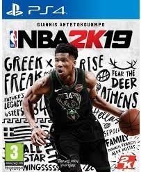 NBA 2K19 PS4 (2805453)