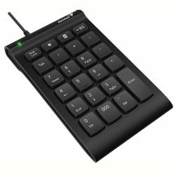 NUM Genius NumPad USB fekete i130 (NUMPAD I130)
