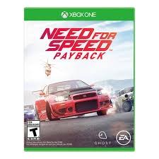 Need For Speed Payback XBOX One játékszoftver (1034581)