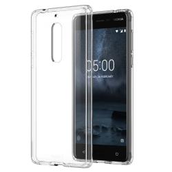 Nokia 5 szilikon hátlap Átlátszó