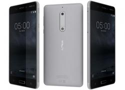 Nokia 5 Dual Sim Ezüst (11ND1S01A13)