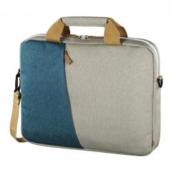 Hama  ''FLORENCE'' 13,3'' kék-szürke notebook táska 101572)(