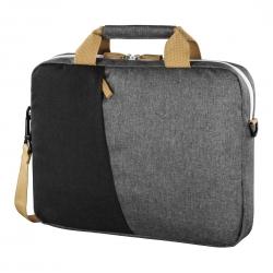 Hama 101568 ''FLORENCE'' 15,6'' fekete-szürke notebook táska