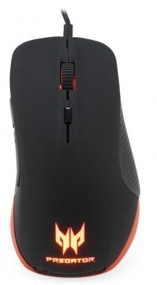 Acer Predator USB optikai fekete gamer egér (NP.MCE11.005)