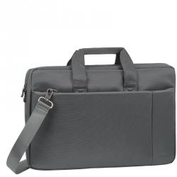 Rivacase Central 8251 17,3  Szürke Notebook táska (NTRC8251G)