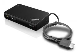 LENOVO ThinkPad OneLink + fekete dokkoló (40A40090EU)