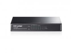 TP-LINK  TL-SG1008P 8 portos gigabites asztali switch 4 PoE porttal