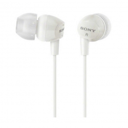 SONY MDR-EX15LPW fehér fülhallgató