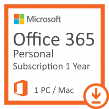 Microsoft Office 365 Personal 32/64 bit többnyelvű (QQ2-00012_FIZ)