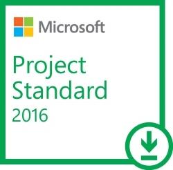 Microsoft Project 2016 ESD szoftver (Z9V-00342)