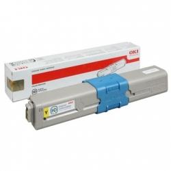 OKI TONER C310/C330/C331/C510/C530/C511/C531/MC351/MC361/MC561/MC352/MC362/MC562 2000/OLDAL, SÁRGA