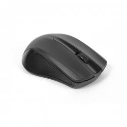 OMEGA OM05B Optikai fekete USB egér