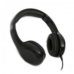 OMEGA Freestyle Fekete fejhallgató (FH4920B)