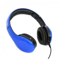 OMEGA Freestyle fejhallgató Kék  (FH4920BL)