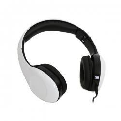OMEGA Freestyle Fehér fejhallgató (FH4920W)