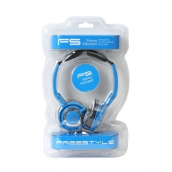 OMEGA Freestyle headset kék (FH0022BL)