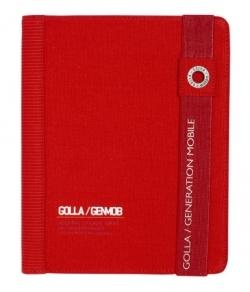 Golla Paz iPad 2/3 piros tablet tok (G1332)