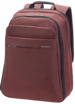 Samsonite NETWORK 2  17.3'' bordó notebook hátizsák (41U-000-008)