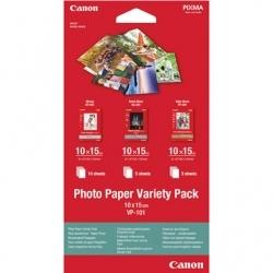 Canon VP-101 10X15cm 10 db-os fotópapír (0775B078)