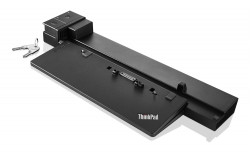 LENOVO ThinkPad Workstation Dock fekete dokkoló (40A50230EU)