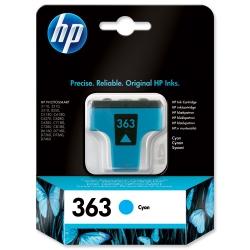 HP 363 ciánkék tintapatron (C8771EE)