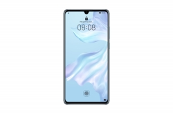 Huawei P30 Dual Sim 128 GB Jégkristály Kék Okostelefon (51093NDB)
