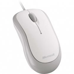 Microsoft Basic USB optikai fehér egér (P58-00058)