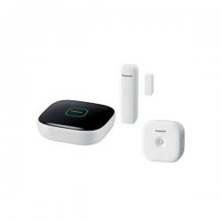 Panasonic Smart Home Csomag - KX-HN6010FXW (Otthon Biztonsága Indító, 1 Hub, 1 ablakérzékelő, 1 mozgásérzékelő)