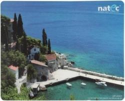 Natec NPF-0389  Horvátország látképmintás egérpad