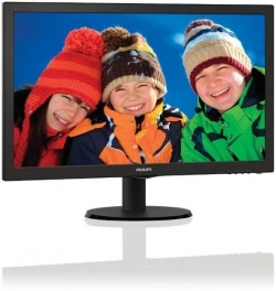Philips 24'' Led monitor (243V5LSB/00)