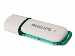 PHILIPS SNOW 8GB USB FLASH DRIVE (PH628635)