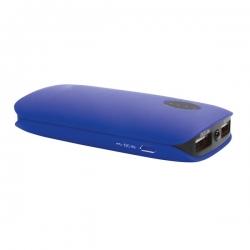 PLATINET hordozható töltő 5000mAh Kék Gumírozott (PMPB5RBL)