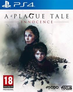 A Plague Tale: Innocence PS4 játékszoftver (2805872)