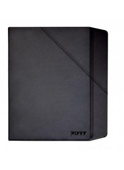 Port Muskoka Fusion Samsung-kompatibilis tablet tok, fekete (201385)