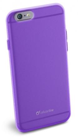 Cellularline Color Slim iPhone 6 lila telefontok (COLORSLIPH647V)