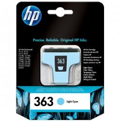 HP 363 világos ciánkék tintapatron (C8774EE)
