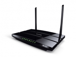 Tp-Link Archer C5 AC1200 wireless router fekete