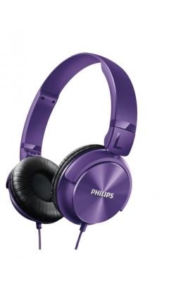 Philips SHL3060 lila fejhallgató (SHL3060PP/00)