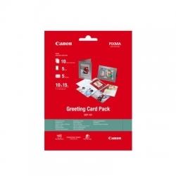 Canon GP-501 10 x 15 cm 10 db-os üdvözlőkártya csomag (0775B077)