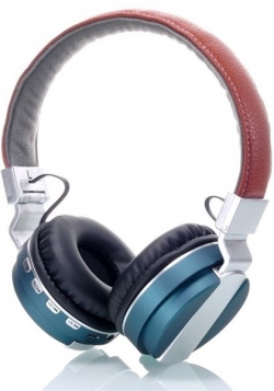 PRODA PR-SKA bluetooth headphone Blue