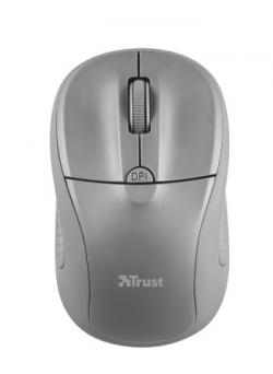 Trust Primo wireless optikai szürke egér (20785)