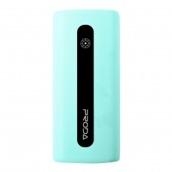Proda E5000 Series Power Bank 5000 mAh, égkék
