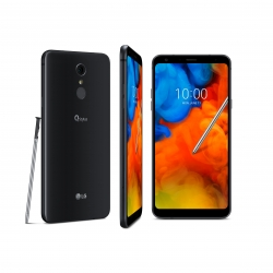 LG Q Stylus Fekete Okostelefon (LMQ710EM)