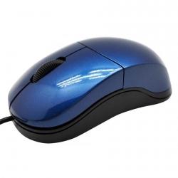 Sbox M-900BB USB optikai kék egér