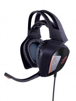 ASUS ROG CENTURION 7.1 fekete mikrofonos gamer fejhallgató (ROG 7.1/BLK/ALW+UBW/AS)