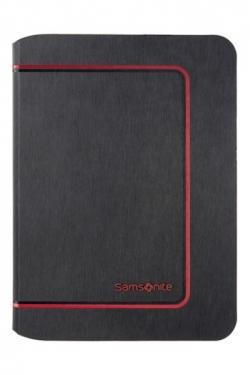 Samsonite TABZONE COLOR FRAME IPAD AIR 2  fekete-piros tablet tok (38U-029-032)