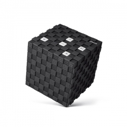 QUAZAR Monolit design speaker fekete (QZR-SP02)