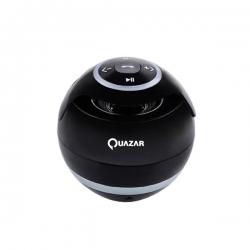 QUAZAR Ufo bluetooth hangszóró fekete (QZR-SP03)