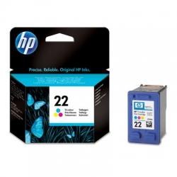 HP 22 színes tintapatron (C9352AE)